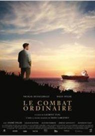 "Movie poster for ""LE COMBAT ORDINAIRE"""