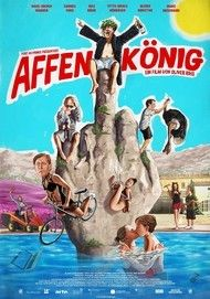 "Movie poster for ""Affenkönig"""