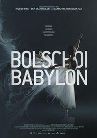 """Filmplakat für """"Bolschoi Babylon"""""""
