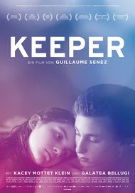 "Movie poster for ""KEEPER"""