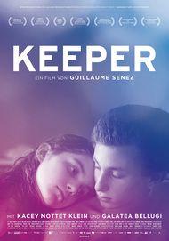 """Filmplakat für """"KEEPER"""""""