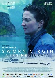 """Filmplakat für """"Sworn Virgin"""""""