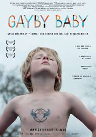 """Movie poster for """"Gayby Baby"""""""
