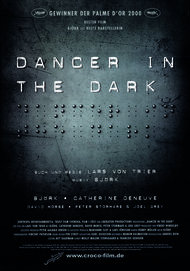 "Movie poster for ""Dancer in the Dark"""